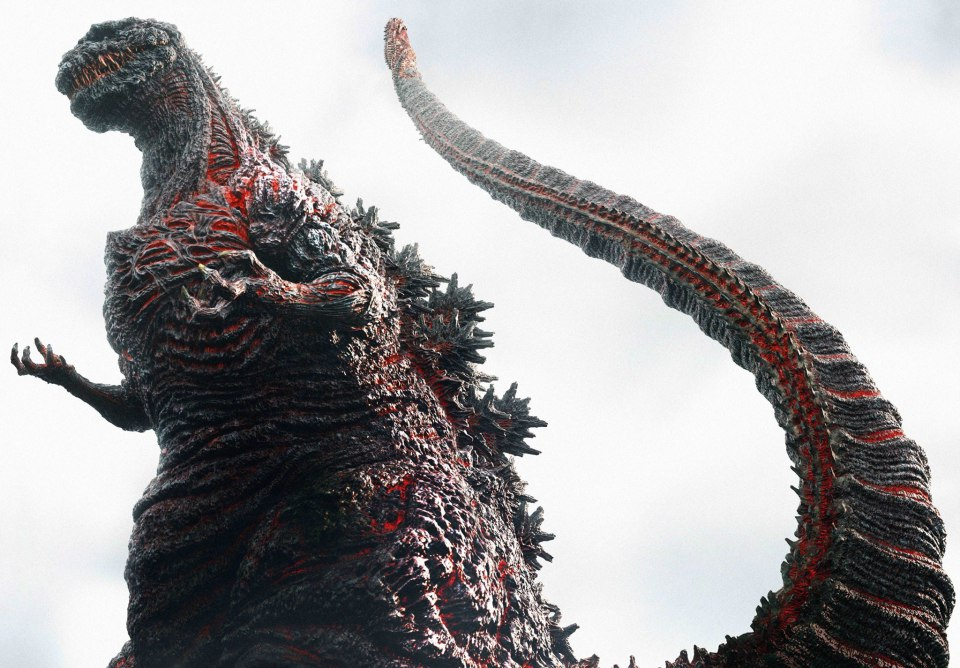Image result for Shin Godzilla