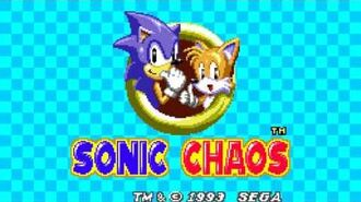 Turquoise Hill Zone GG Sonic Chaos Music Extended HD