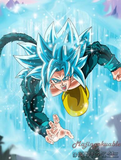 Goku ssgss4 by majingokuable-d9ilsq2