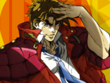 Joseph Joestar (Composite and Wanked)