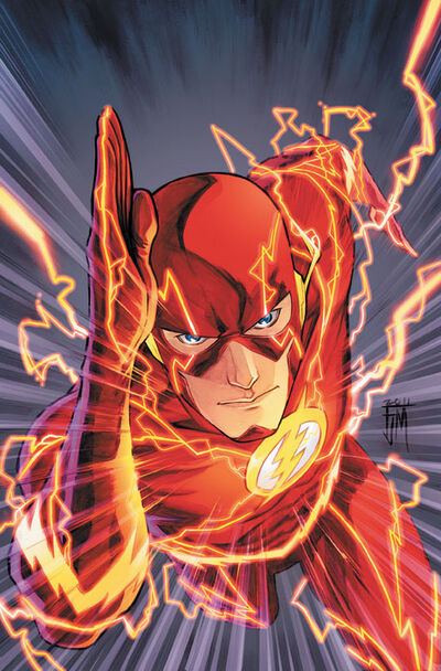 The Flash Vol 4-1 Cover-1 Teaser