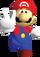 Mario (Super Mario 64 Corruptions)