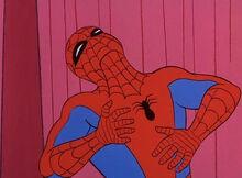 Spiderman 60s Laugh
