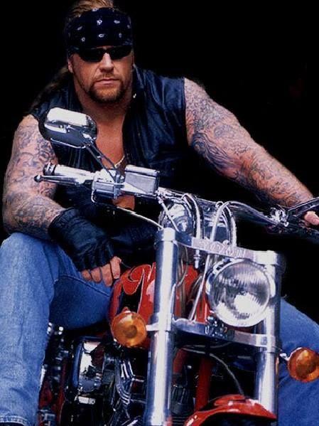 American-Bad-Ass 2000-2001 Undertaker