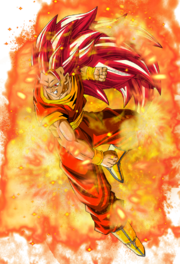 Super saiyan god 3 goku by elitesaiyanwarrior-d6g73e9