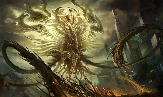 Zacri Unfathomable Monstrosity Form