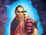 Dan Hibiki (In an alternate universe)