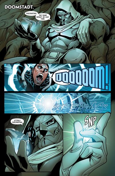 God Emperor Doom vs Saitama w/ Saitamnipotence and ... | 400 x 615 jpeg 72kB