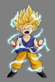 SSJ2 Goku