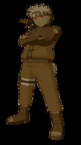 Possessed Naruto