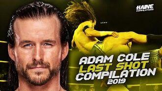 Adam Cole - Last Shot Compilation 2019