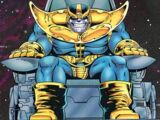 Thanos (Omega Wanked and Omniexaggerated + Composite with Powers of All Versions)