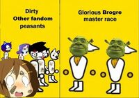 Brogre Master Race