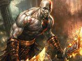 Kratos The Godslayer