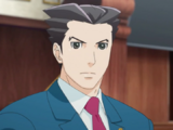 Phoenix Wright (Power of the law)