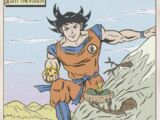 Son Goku (Pre-Crisis)