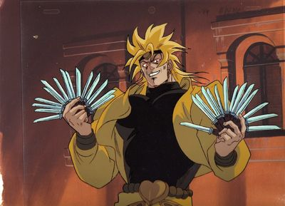 DIO MULLET TIME
