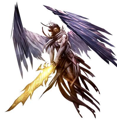 Zacri Angel Form