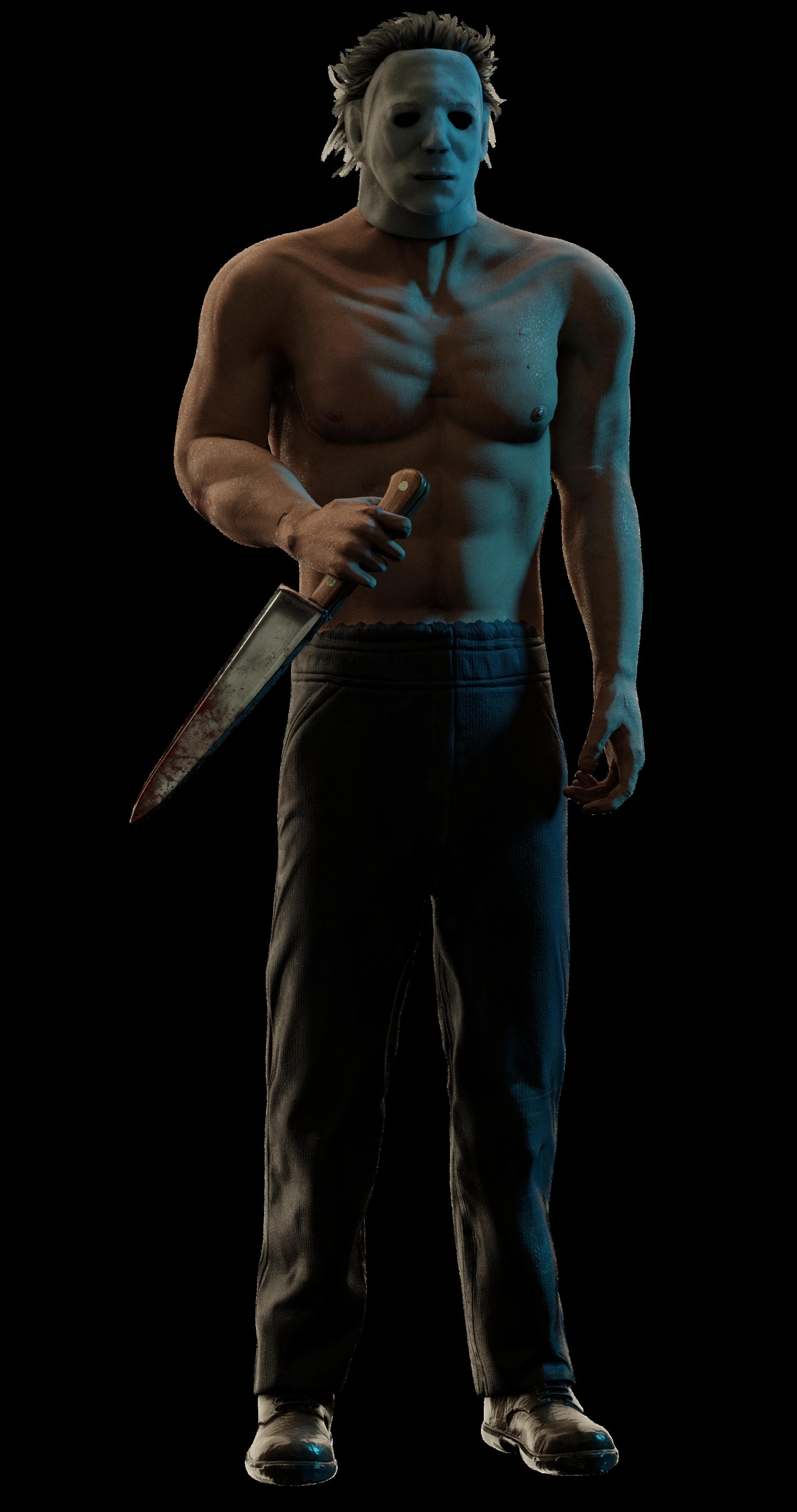Shirtless Michael Myers | Joke Battles Wikia | Fandom