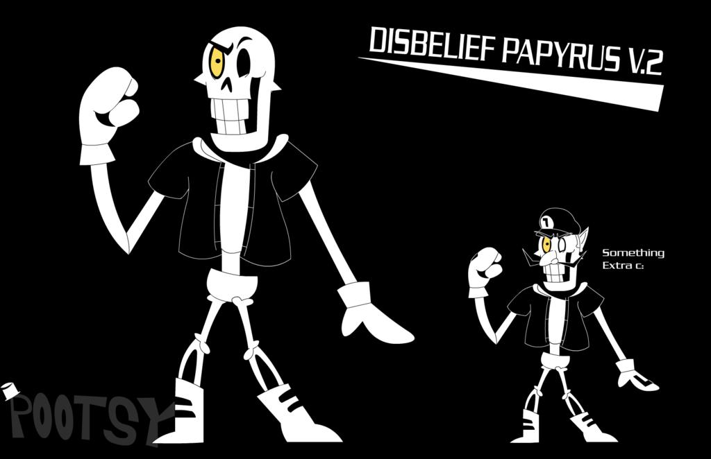 Disbelief Papyrus (Underpants)   Joke Battles Wikia   FANDOM
