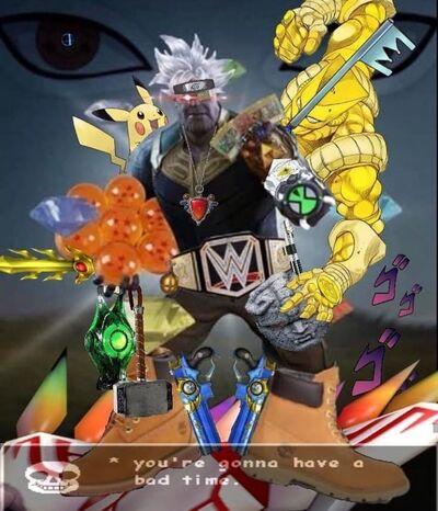 Composite Thanos