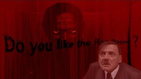 Hitler Enters the Red Room