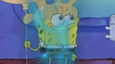 Ultra Instinct Spongebob