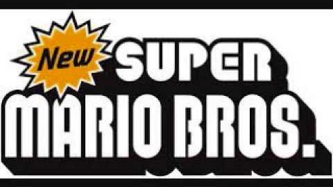 Video - New Super Mario Bros  Music - Final Bowser Battle