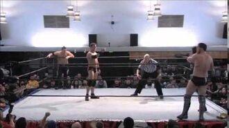 Roderick Strong chops Adam Cole's dick-0