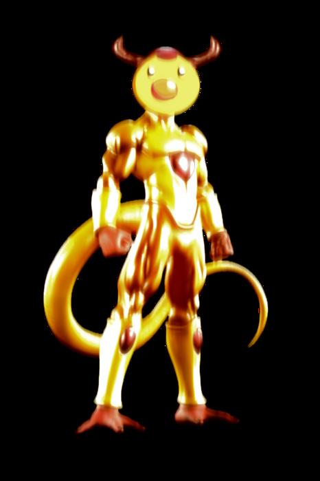 Golden Weeza God Mode