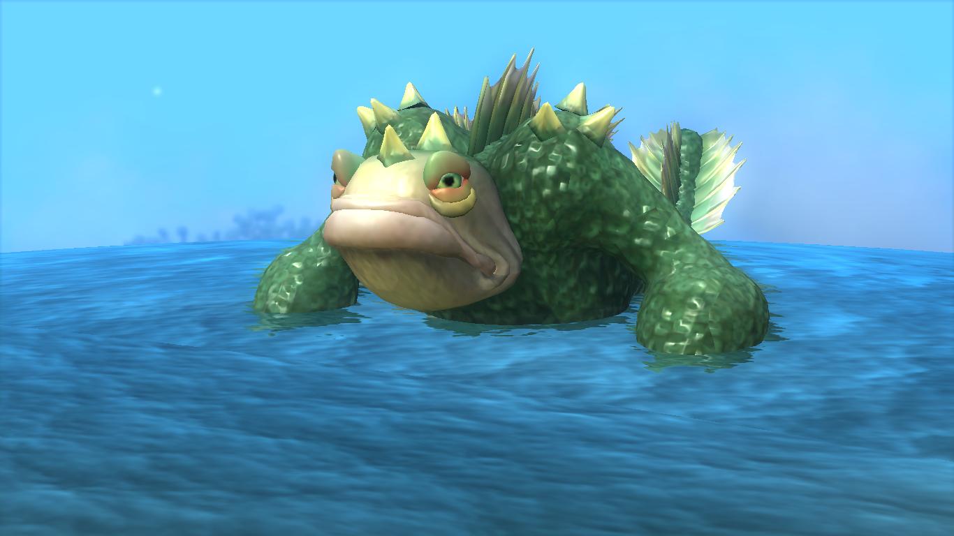 sea monster spore joke battles wikia fandom powered by wikia