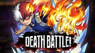 Todoroki Flashfires into DEATH BATTLE!