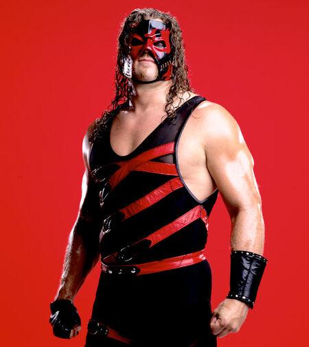 Half Masked Kane