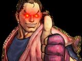 Dan Hibiki (Godmode/Wanked/Completely Overexaggerated)
