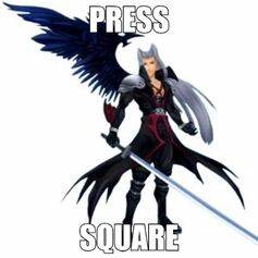 Sephiroth Facts 2