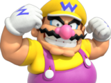 Wario (OP Exaggerated)