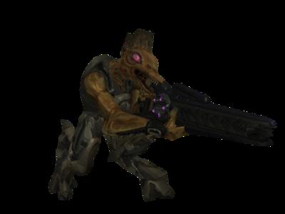 H2 Jackal Sniper transparent