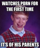 BLB Watches Parents Porn