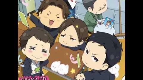 Joker Game Drama CD Go For It! Year 2 Class D Sakuma Sensei Sample 3