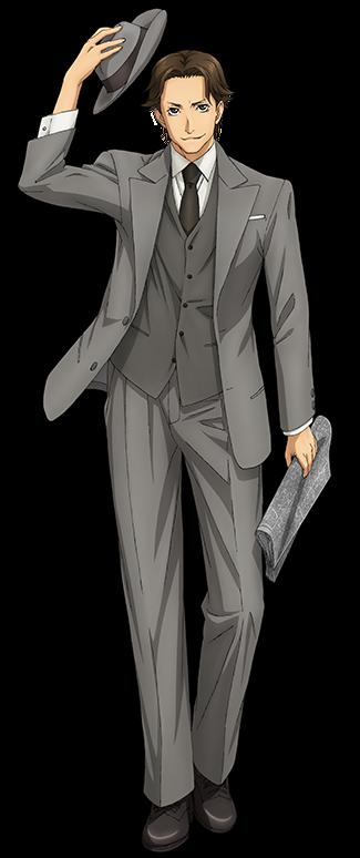 Amari Joker Game Wikia Fandom Powered By Wikia