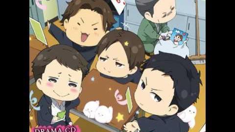 Joker Game Drama CD Go For It! Year 2 Class D Sakuma Sensei Sample 1