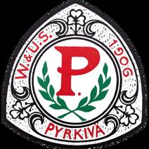 Logo pyrkiva