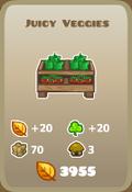 Juicy Veggies