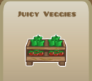 Juicy Veggies
