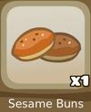 Collections baker sesamebuns