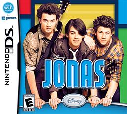 Jonas Coverart