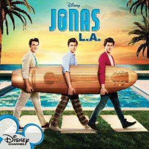 JONAS L.A. album cover