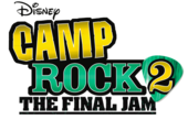 Camp Rock 2 The Final Jam Logo (2009-Present)
