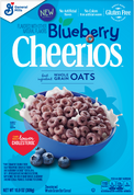 Nick Jonas's Favorite Cheerios