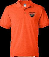 Dominic's First Hockey Polo Shirt